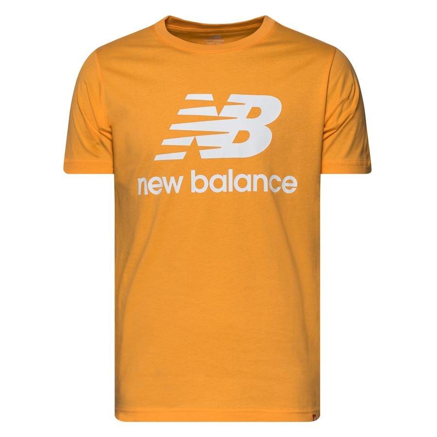 New Balance T-Shirt Essentials - Orange/Vit