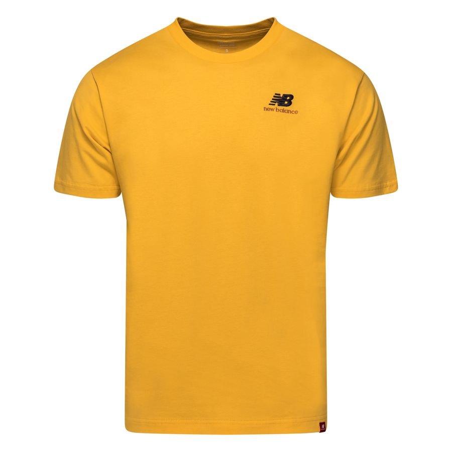 New Balance T-Shirt Essential - Gul