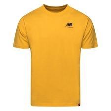 New Balance T-shirt Essential - Gelb