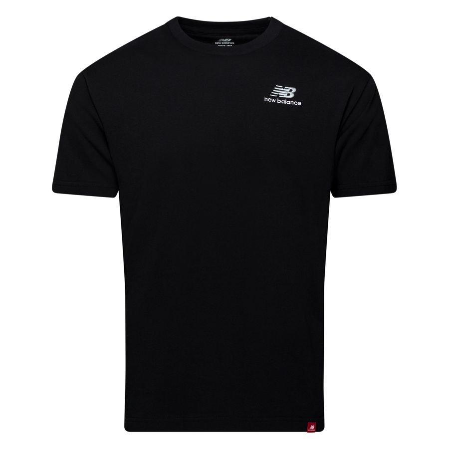 New Balance T-Shirt Essential - Svart/Vit