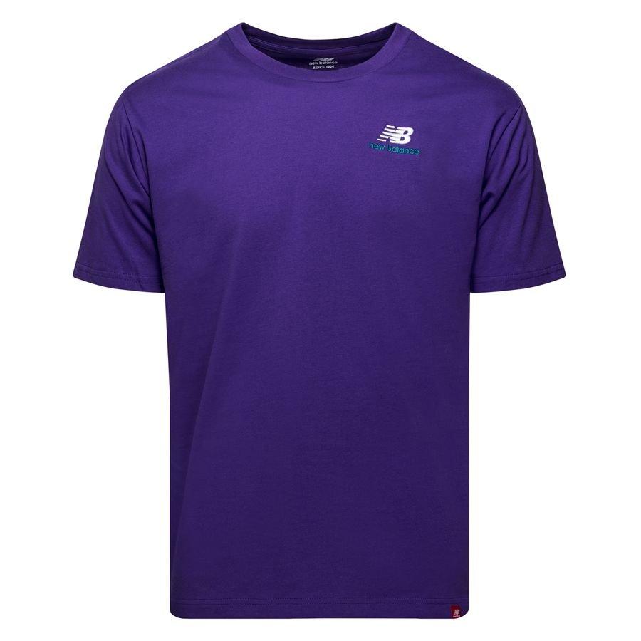 New Balance Essential T-Shirt - Lila