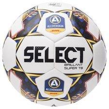 Select Fotboll Brillant Super TB V21 Allsvenskan - Vit/Blå