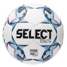 Select Fotboll Brillant Super TB V21 - Vit/Blå
