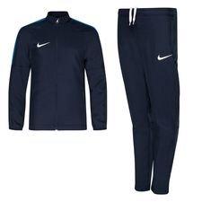 Nike Trainingspak Dry Academy 18 - Navy/Blauw/Wit Kinderen