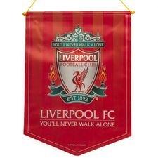 Liverpool Vimpel Stor - Röd