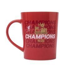 Liverpool Mugg Champions - Röd/Vit