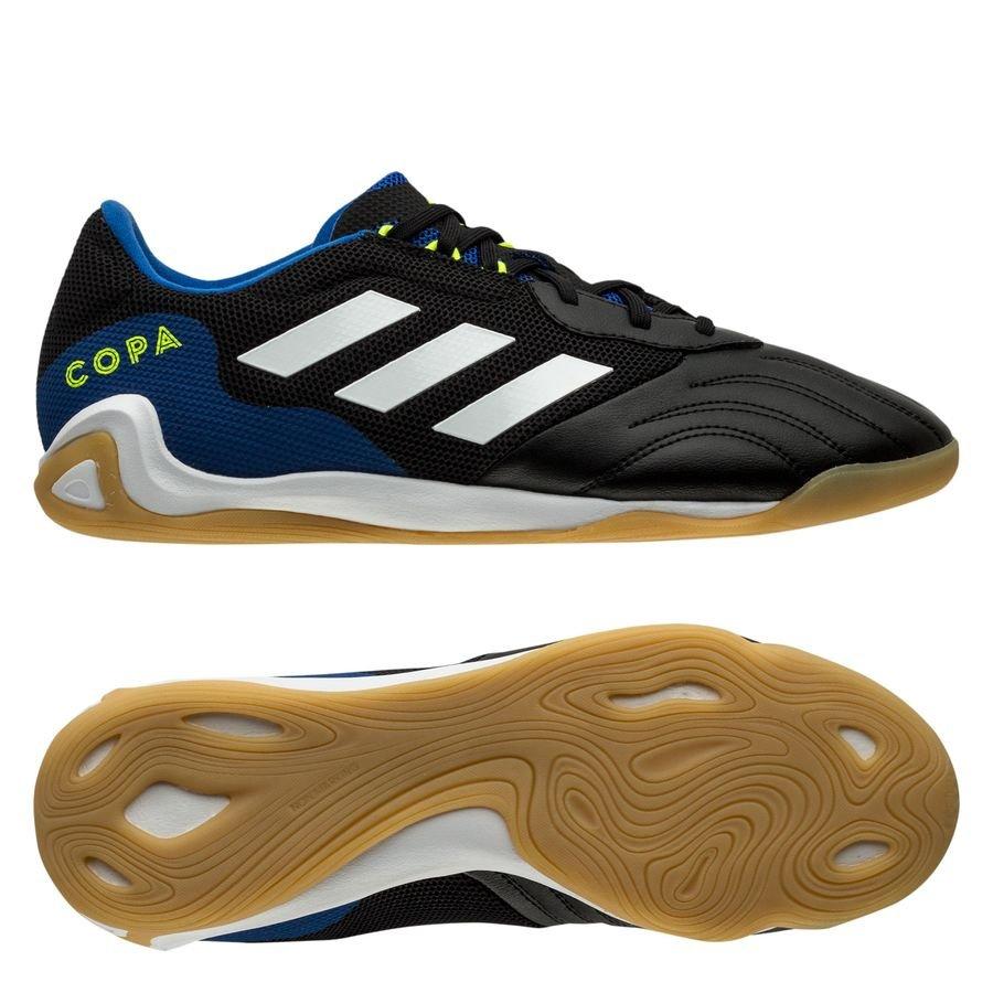 adidas Copa Sense .3 IN Superlative - Sort/Hvid/Gul thumbnail