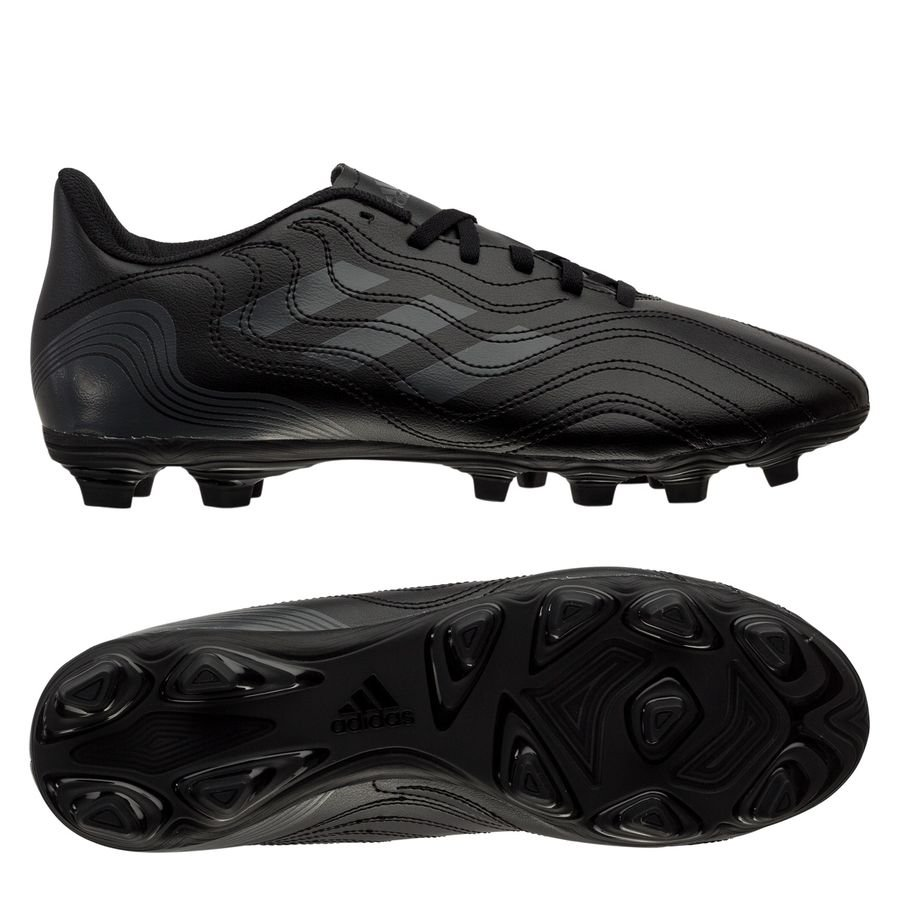 adidas Copa Sense .4 FG/AG Superstealth - Sort/Grå thumbnail