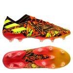 adidas Nemeziz Messi .1 FG/AG Rey Del Balón - Rot/Gelb/Schwarz