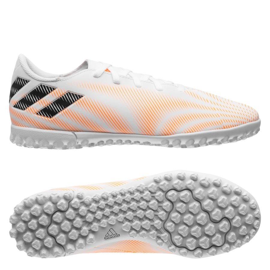 adidas Nemeziz .4 TF Superspectral - Hvid/Orange/Sort Børn