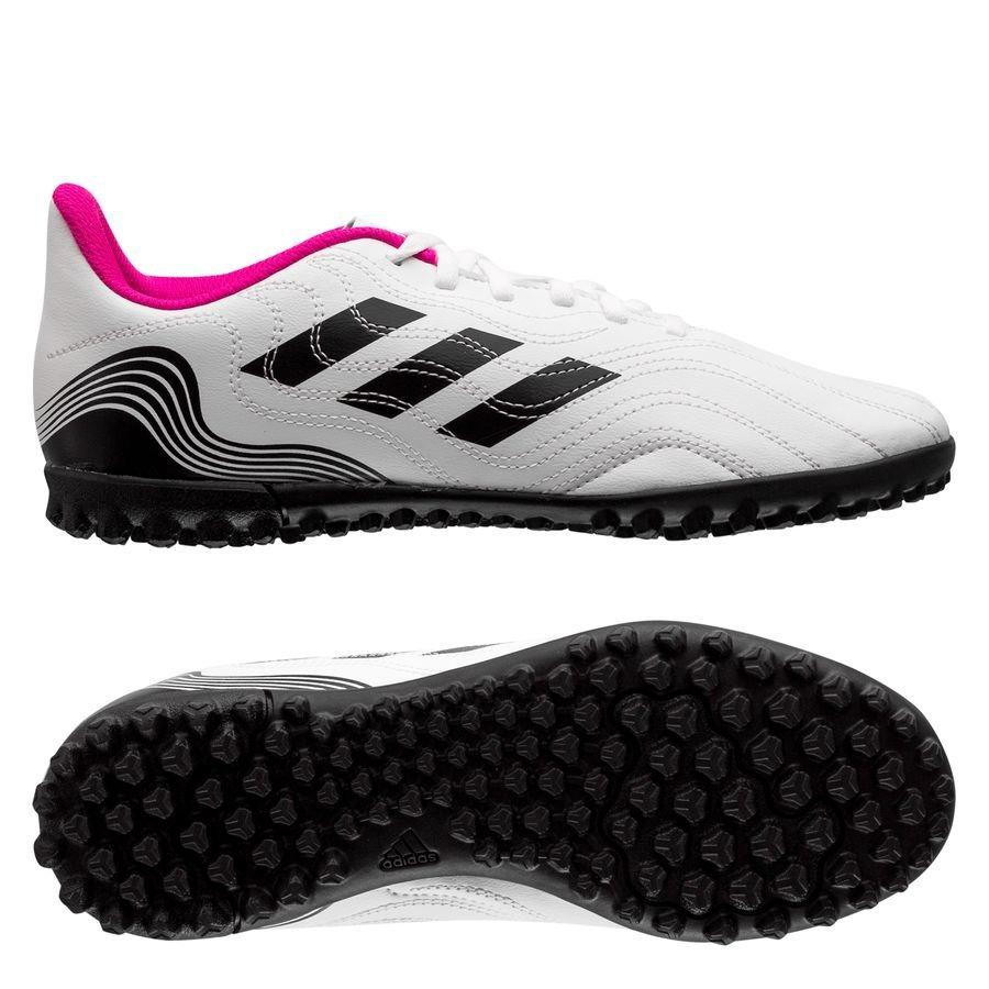 adidas Copa Sense .4 TF Superspectral - Hvid/Pink Børn