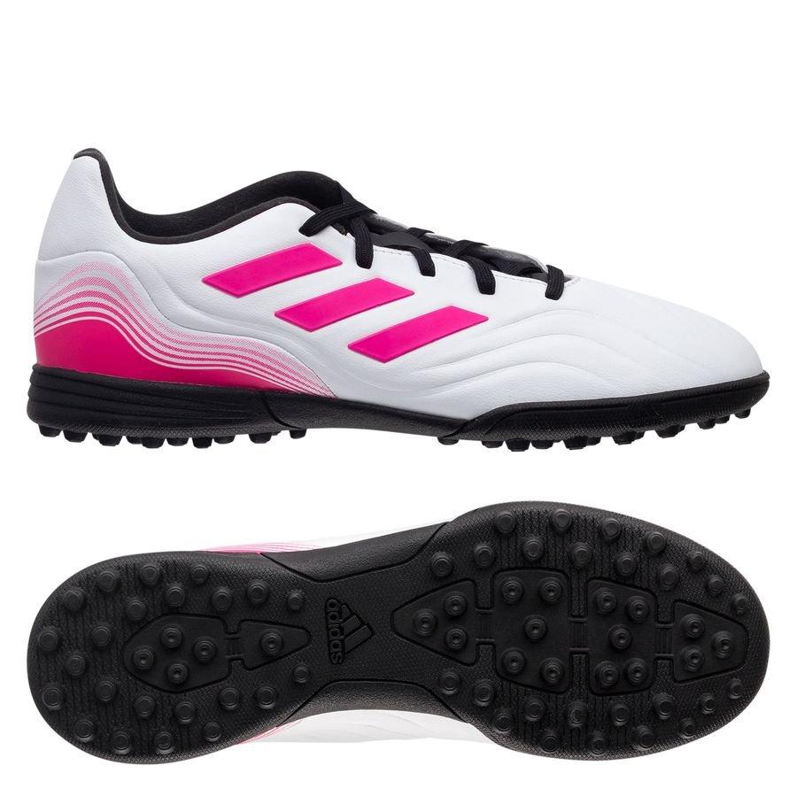 adidas Copa Sense .3 TF Superspectral - Hvid/Pink Børn