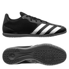 adidas Predator Freak .4 IN - Sort/Hvid