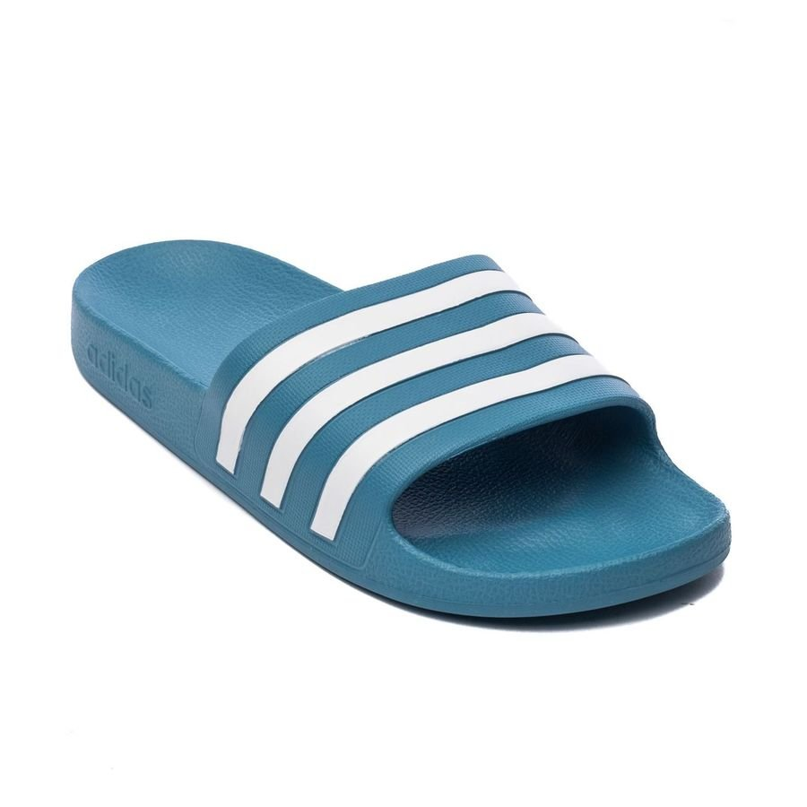 Bilde av Adidas Adilette Aqua Sandal - Blå/hvit