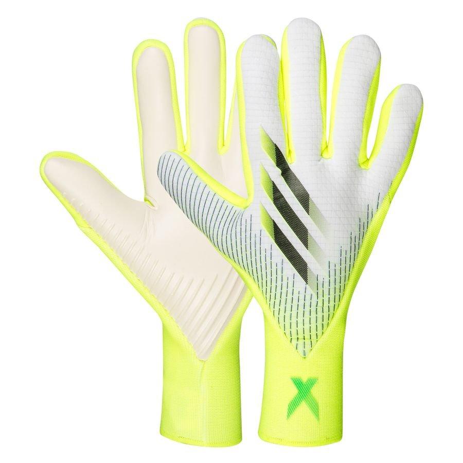 adidas Keepershandschoenen X Pro Superlative - Geel/Zwart/Wit