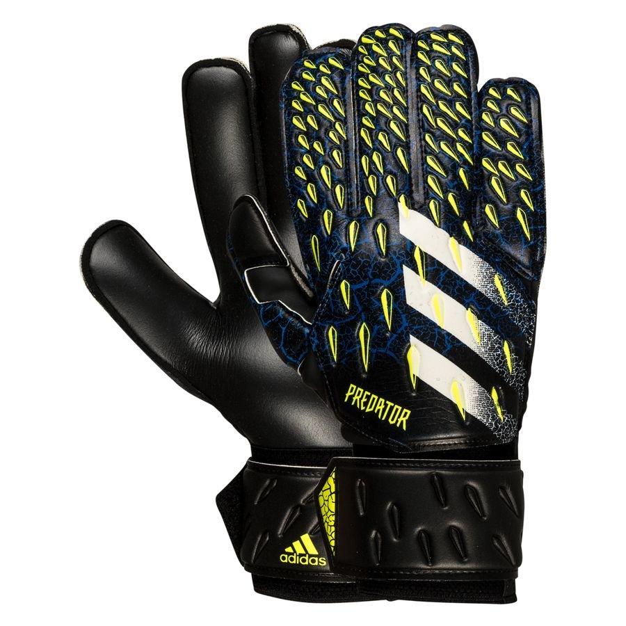 adidas Keepershandschoenen Predator Match Superlative - Zwart/Blauw/Geel