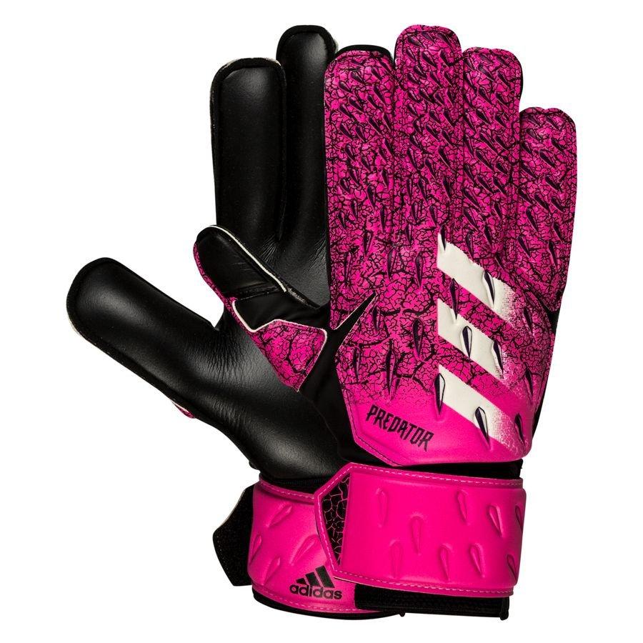 adidas Keepershandschoenen Predator Match Superspectral - Roze/Zwart