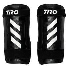 adidas Benskydd Tiro Training - Svart/Vit