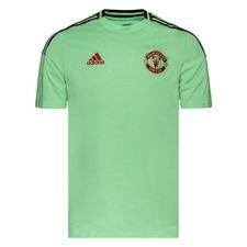 Manchester United T-Shirt - Grön/Svart