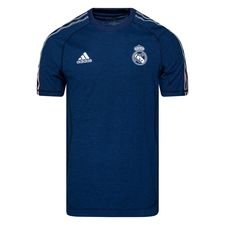 Real Madrid T-Shirt Travel - Navy