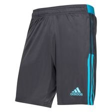 Real Madrid Shorts - Grå