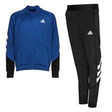 adidas Trainingspak 3-Stripes XFG - Blauw/Zwart/Wit Kinderen