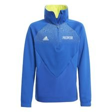 adidas Trainingsshirt Aeroready Predator - Blauw/Geel Kinderen