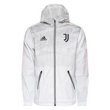 Juventus Windbreaker - Vit/Rosa
