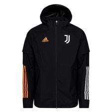 Juventus Jacka All Weather - Svart