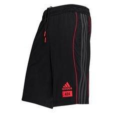 Arsenal Shorts 424 - Svart/Röd LIMITED EDITION