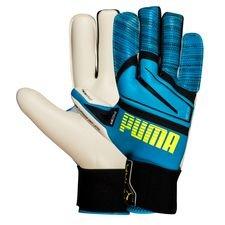 PUMA Keepershandschoenen Ultra Grip 1 Hybrid Speed of Light Blauw/Geel online kopen