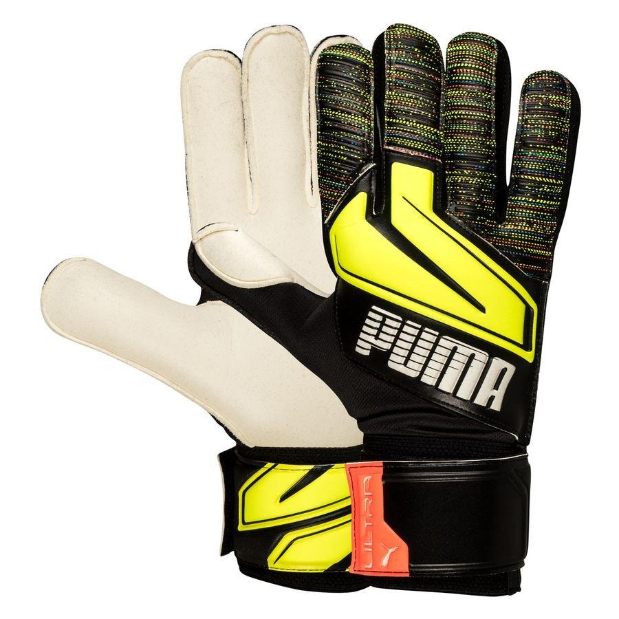 PUMA Keepershandschoenen Ultra Grip 1 RC Game On - Zwart/Geel