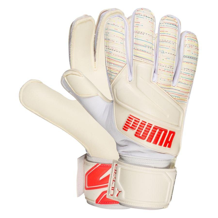 PUMA Keepershandschoenen Ultra Grip 1 RC Spectra - Rood/Wit