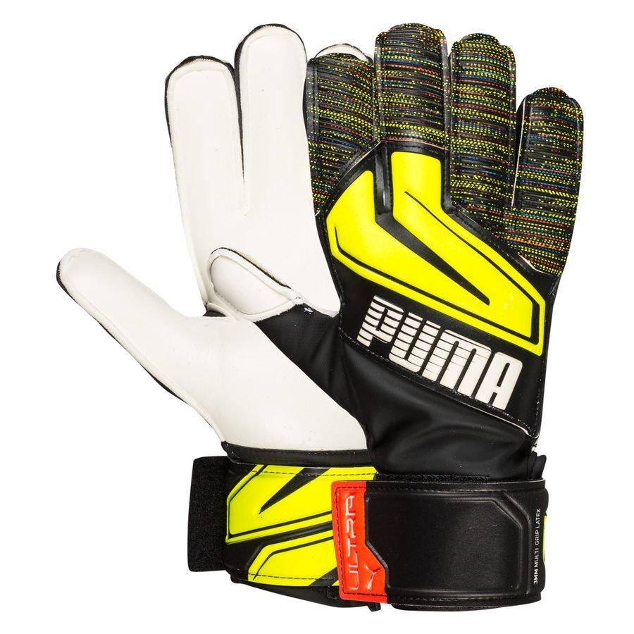 PUMA Keepershandschoenen Ultra Grip 3 RC Game On Zwart/Geel online kopen