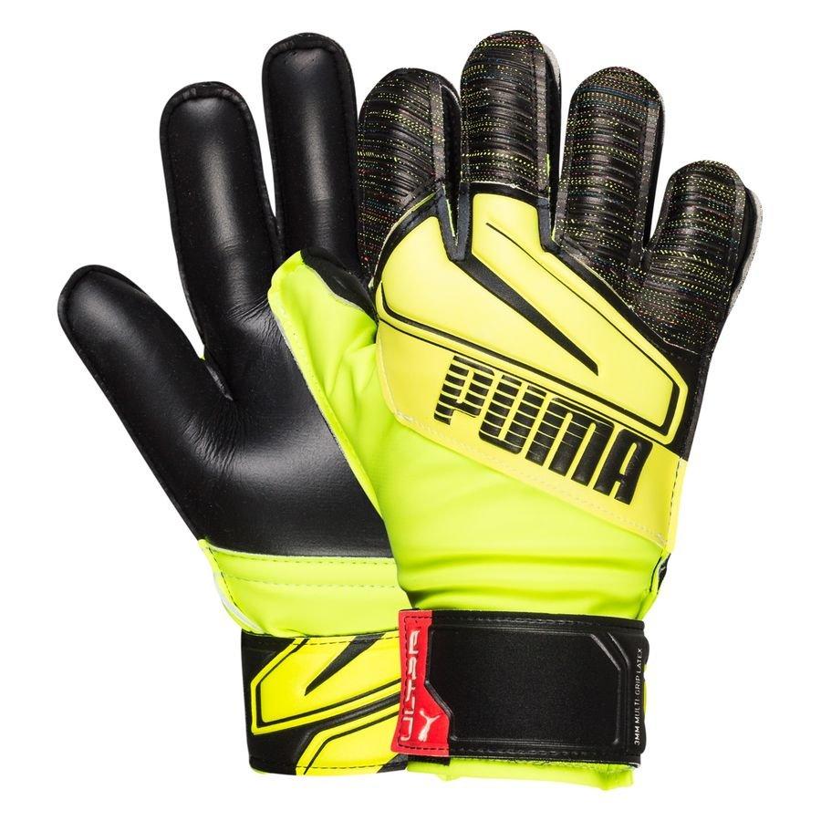 PUMA Keepershandschoenen Ultra Protect 3 RC Game On - Geel/Zwart Kinderen
