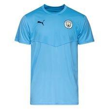 Manchester City Tränings T-Shirt Warm Up - Blå/Navy