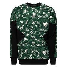 Manchester City Sweatshirt Crew Tailored For Sports - Silver/Grön