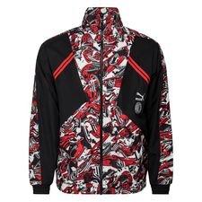 Milan Jacka Woven Tailored For Sports - Röd/Svart