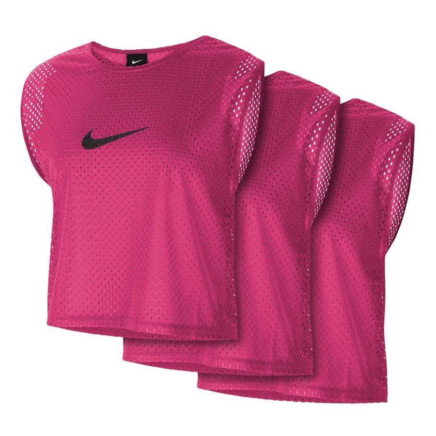 Nike Overtræksvest Dri-FIT 3-Pak - Pink/Sort thumbnail