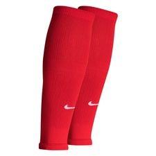 Nike Leg Sleeve Squad - Röd/Vit