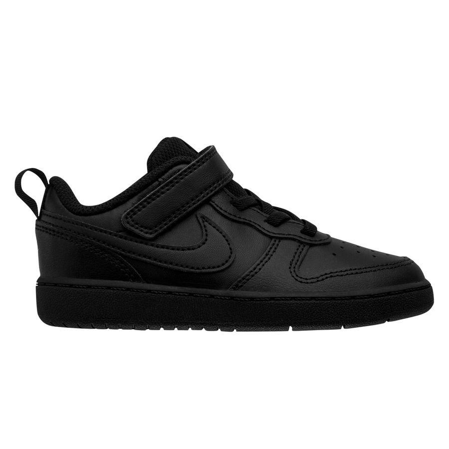 Nike Court Borough Low 2 - Sort Børn thumbnail