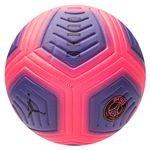 Paris Saint-Germain Ballon Strike Jordan x PSG - Rose/Violet/Noir