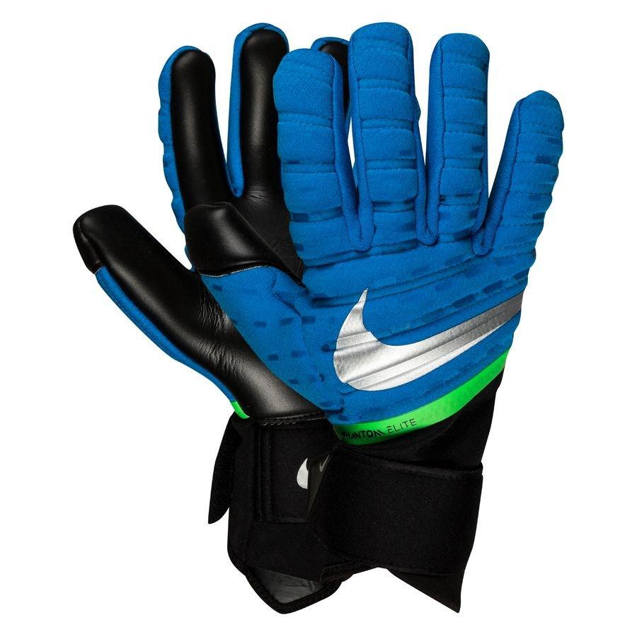 Nike Keepershandschoenen Phantom Elite Spectrum - Blauw/Zwart/Zilver