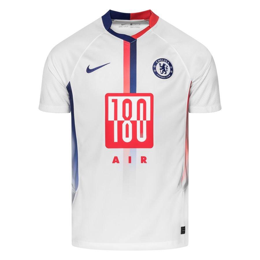 Chelsea Spillertrøje Nike Air Max Collection - Hvid/Blå