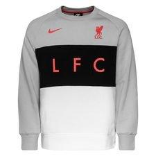 Liverpool Sweatshirt NSW Fleece Nike Air Max Collection - Grå/Vit/Svart/Rosa