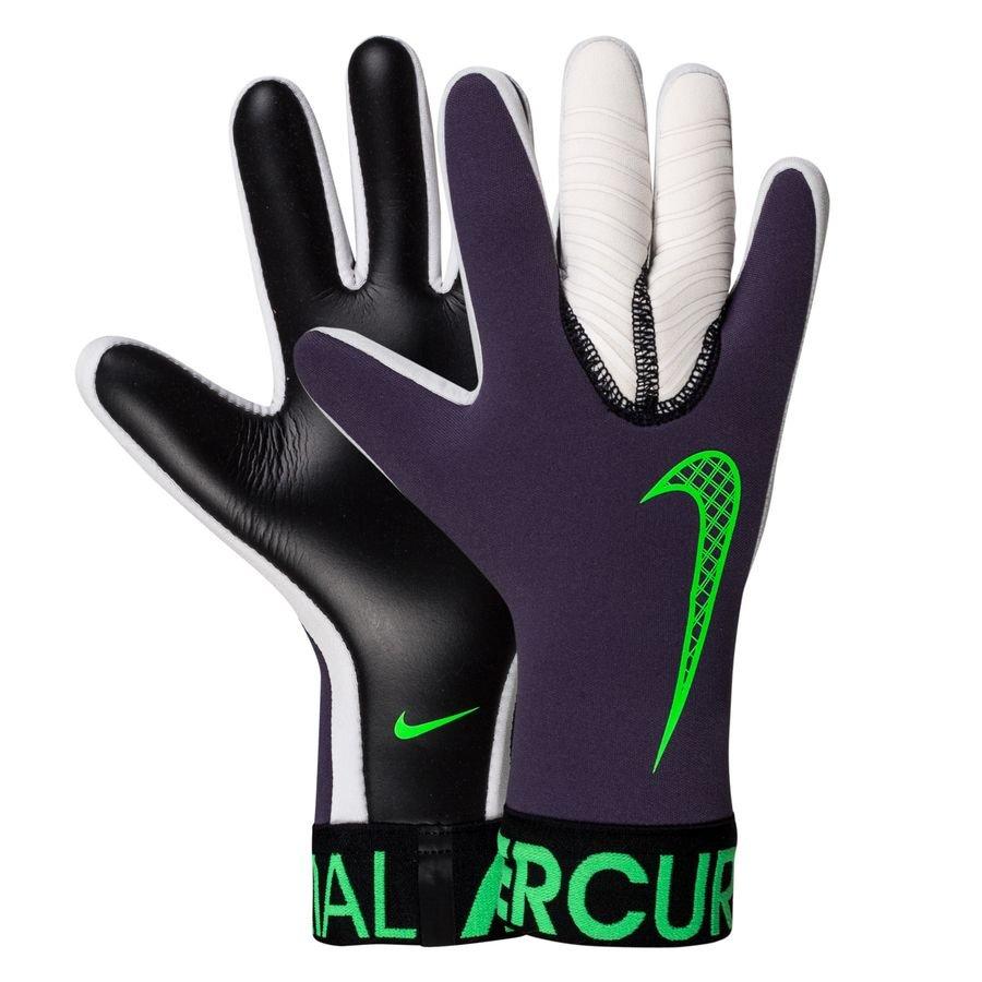 Nike Keepershandschoenen Mercurial Touch Victory Spectrum - Paars/Zwart/Groen