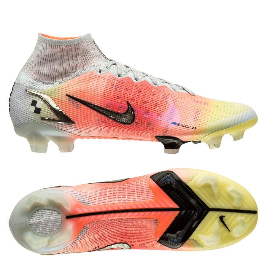 Nike Mercurial Superfly 8 Elite FG Dream Speed 4 - Wit/Zilver/Grijs <br/>EUR 231.95 <br/> <a href=