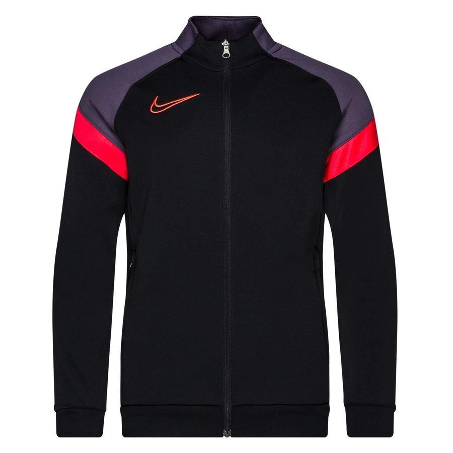 Nike Track Jakke Academy - Sort/Rød Børn thumbnail