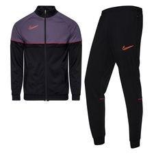 Nike Trainingspak Dri-FIT Academy I96 - Zwart/Donkerrood