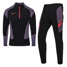 Nike Trainingspak Dri-FIT Academy MX - Zwart/Donkerrood